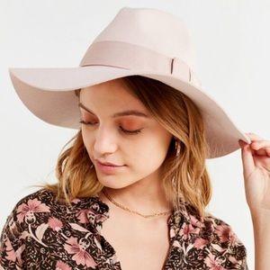 UO Brixton pink hat
